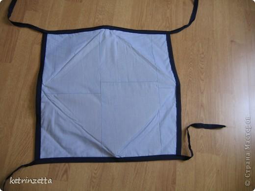 """Одеяло и сидушки на стулья в стиле """"крэйзи-пэчворк"""". фото 8"""