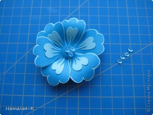 Кто со мной?!  Кому понравились такие цветы, делаем вместе! фото 9