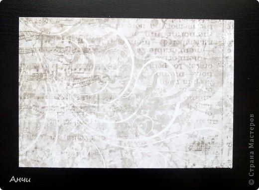 Мастер-класс Скрапбукинг Делаем обложку на паспорт вместе со мной  Бумага Клей фото 4