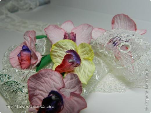 """""""И тут Остапа понесло....""""Это я про себя)))Здравствуйте!Появилась у меня задумка одна,и для её осуществления мне нужны орхидеи..Порылась в сети-нашла орхидеи- оригами;из гофробумаги;из бисера;из пластики,квиллинговые...просто из бумаги не нашла(((Ну и ладно-решила попробовать сама сделать.Но одной скучно-давайте вместе? фото 14"""