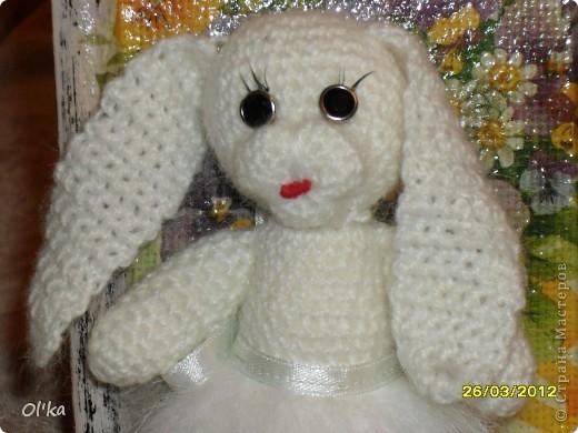 """Девочки, здравствуйте! Пейп-арт Татьяны Сорокиной крепко держит меня в своих сетях. ☺ На этот раз я """"прошлась"""" по яйцам.   Как говорится: снесла Курочка яичко.....  фото 15"""