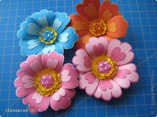 Кто со мной?!  Кому понравились такие цветы, делаем вместе! фото 11