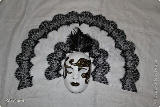 Как сделать маску из бумаги для бала