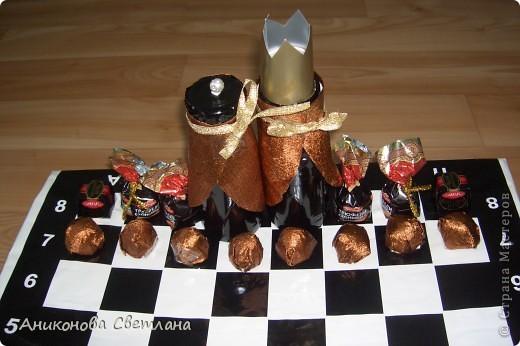 """Сладкие шахматы """" Поиск мастер классов, поделок своими руками и рукоделия на SearchMasterclass.Net"""