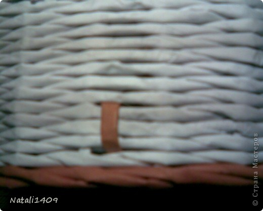 Декор предметов Мастер-класс Поделка изделие Бумагопластика Декупаж Моделирование Плетение Новый узор + МК Бумага газетная Салфетки фото 6