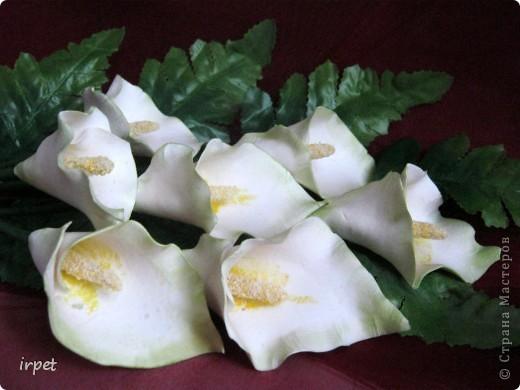 Налепила цветочков... фото 1