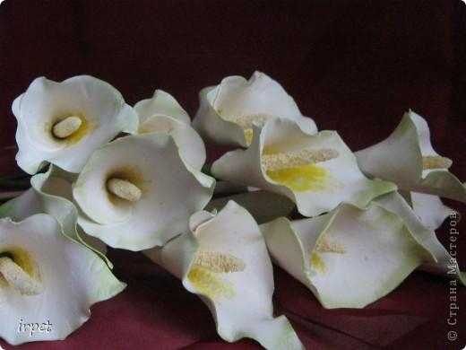 Налепила цветочков... фото 3