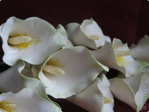 Налепила цветочков... фото 2