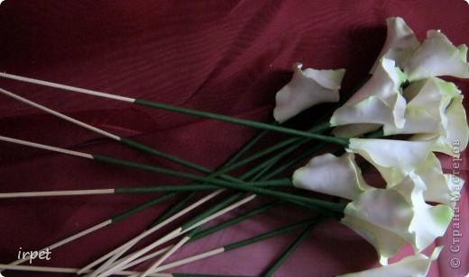 Налепила цветочков... фото 7