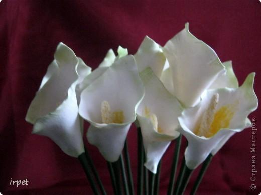 Налепила цветочков... фото 4
