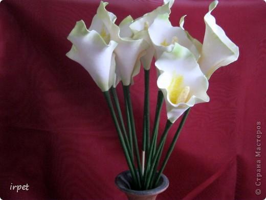 Налепила цветочков... фото 5
