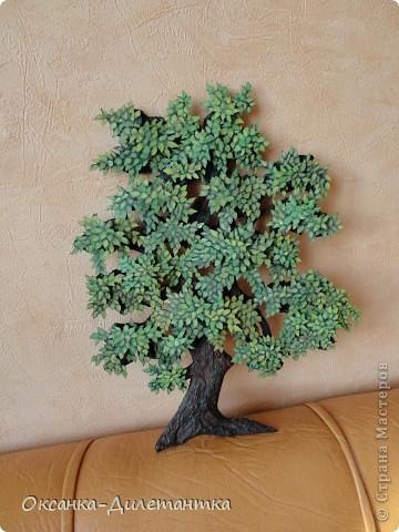 объемного дерева Бумага
