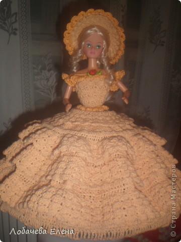 Своими руками платье для барби