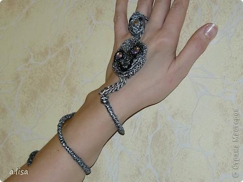 браслет змейка 2 Обещанный