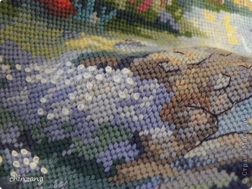 ковровая Вышивка крестом