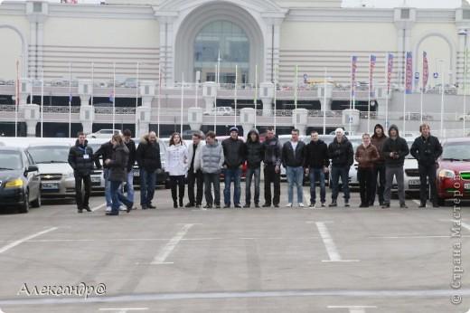 1 апреля состоялась встреча водителей Chtvrolet Aveo.По дороге мы встретились еще с 2 парнями. фото 12