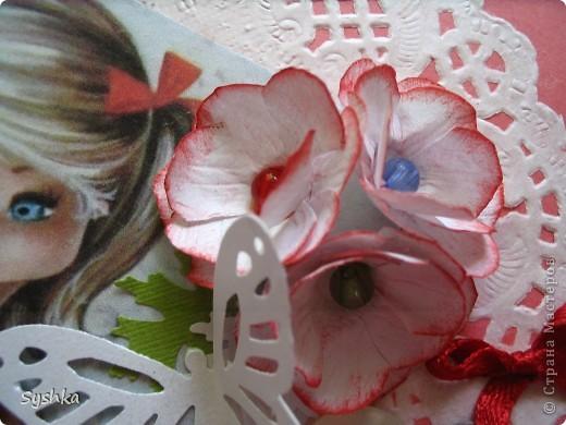 Привет, Страна!!! Сегодня хочу Вам показать небольшую подборку про цветы. Цветы - это бесконечная тема, поэтому я хочу поделиться лишь немногими идеями. Итак начнем!!! фото 16
