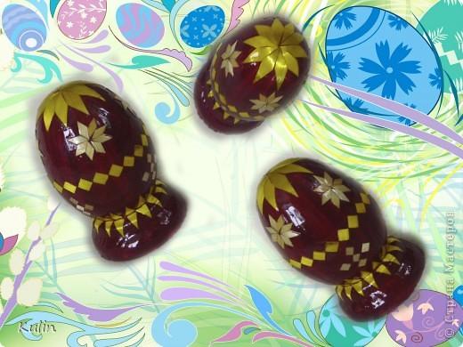 яйцо пасхальное Кролики фото 3