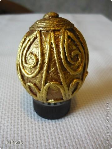 Спасибо Танечке Сорокиной за технику пейп - арт http://stranamasterov.ru/node/308701 . Сегодня я к вам с пейп - яйцами. Пасха не за горами. Решила сделать такие сувенирчики. фото 2