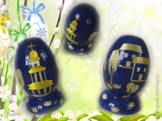 яйцо пасхальное Кролики фото 4
