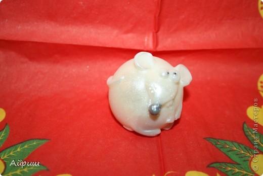 Мылки-малышки для малышей из форм собственного изготовления фото 4