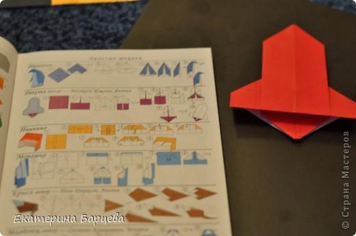 Раннее развитие День космонавтики Оригами китайское модульное Рисование и живопись Рисунки к 12 апреля - День Космонавтики повторюшки идеи взяты в стране мастеров Гуашь фото 5