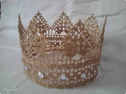 Корона Нитки фото 1