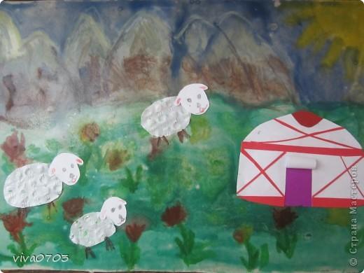 Поделка на Наурыз в садик фото 1