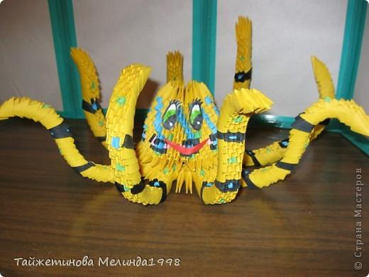 С помощью моего МК вы можете сделать такого осьминога! фото 72