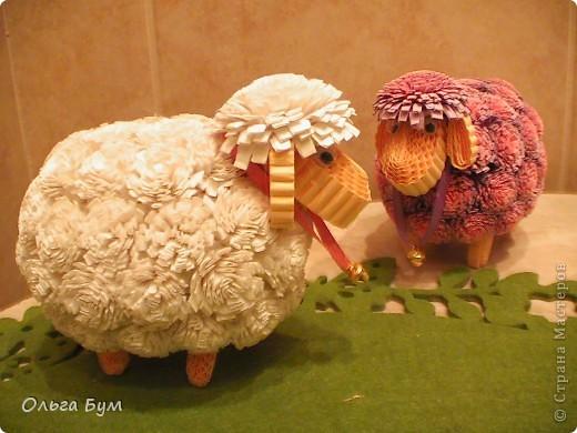 Мастер класс овечки своими руками к новому году
