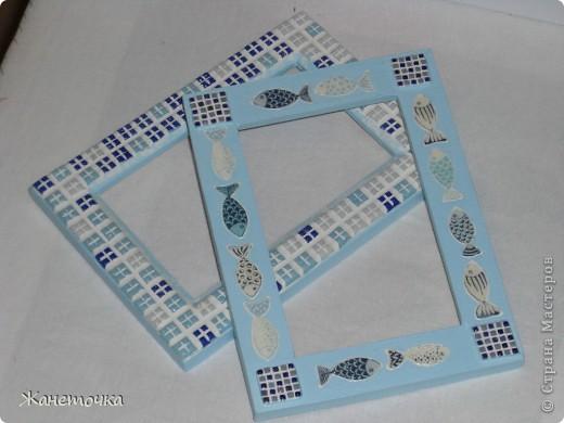 Рамки представлены без внутренностей, чтобы лучше было видно. фото 1