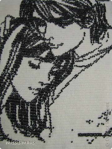 Картина панно рисунок Вязание