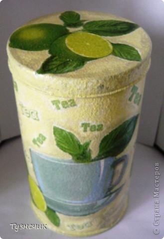 Нашла у себя в залежах Плюшкина баночку от крема, и она превратилась в маленькую шкатулочку.... фото 10