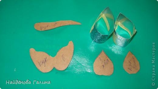 Мастер-класс Лепка Как я делала Венерин башмачок из холодного фарфора Фарфор холодный фото 2