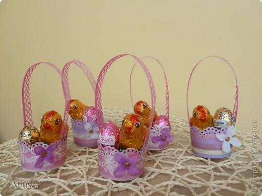 Пасхальные подарки детям в садик.  фото 1