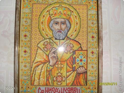 крестом ВЫШИТЫЕ ИКОНЫ
