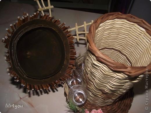 Мастер-класс Поделка изделие Плетение Моя мельница Мастер-класс Бумага газетная фото 34