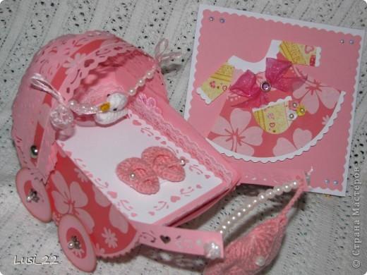 Такой наборчик у меня получился для маленькой принцессы. Делала на заказ. фото 1