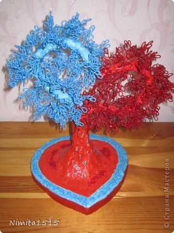 Бисероплетение онлайн деревья