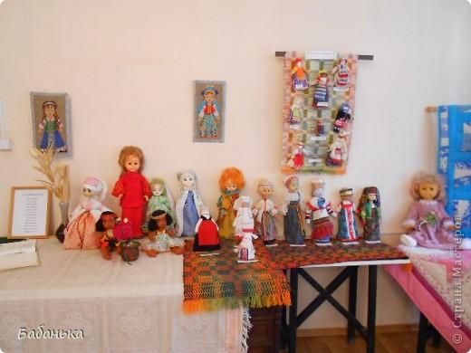 Анфиса на своей первой выставке. фото 2