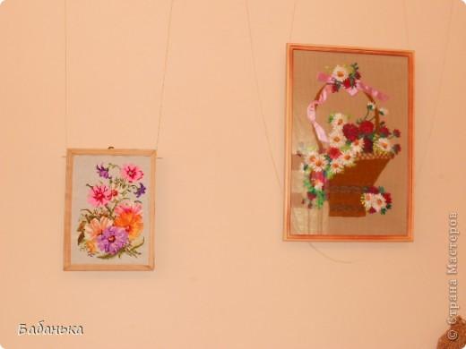 Анфиса на своей первой выставке. фото 4