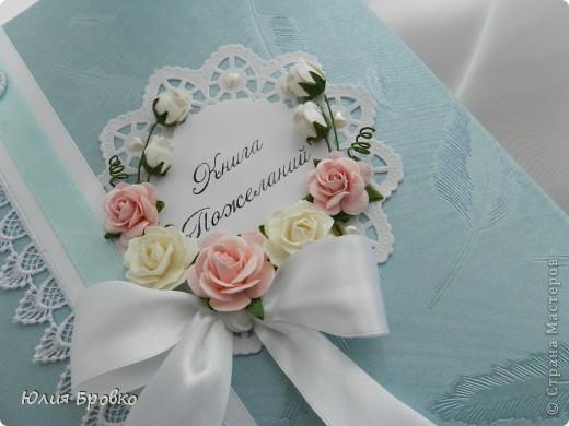 Скрапбукинг книга пожеланий на свадьбу своими руками