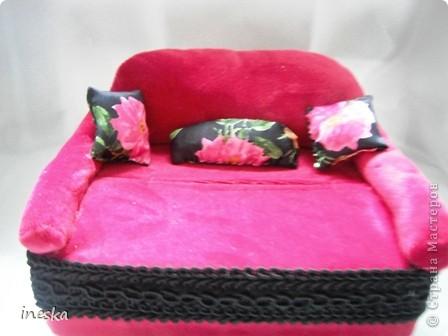 И так вот мой диванчик,какой у него секрет смотрите дальше фото 6