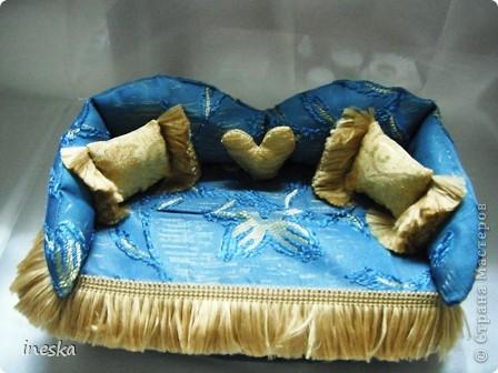 И так вот мой диванчик,какой у него секрет смотрите дальше фото 12