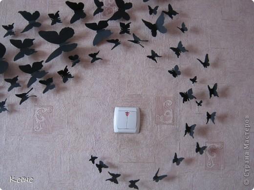 Декор из бумаги своими руками на стену