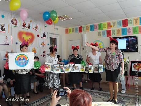 """Конкурс """"Воспитатель года""""под девизом: Сердце отдаю детям, прошёл в нашем краевом психоневрологическом доме ребёнка, в конце апреля 2012 года. фото 12"""
