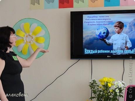 """Конкурс """"Воспитатель года""""под девизом: Сердце отдаю детям, прошёл в нашем краевом психоневрологическом доме ребёнка, в конце апреля 2012 года. фото 21"""