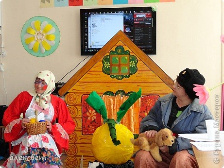 """Конкурс """"Воспитатель года""""под девизом: Сердце отдаю детям, прошёл в нашем краевом психоневрологическом доме ребёнка, в конце апреля 2012 года. фото 27"""