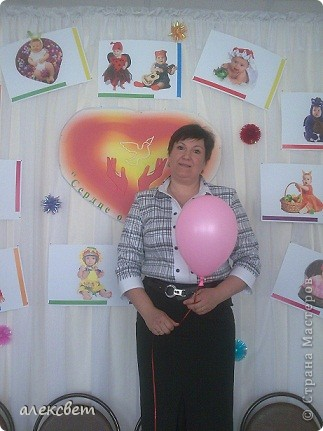 """Конкурс """"Воспитатель года""""под девизом: Сердце отдаю детям, прошёл в нашем краевом психоневрологическом доме ребёнка, в конце апреля 2012 года. фото 46"""