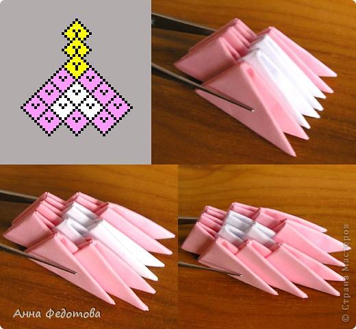 Мастер-класс 8 марта Оригами